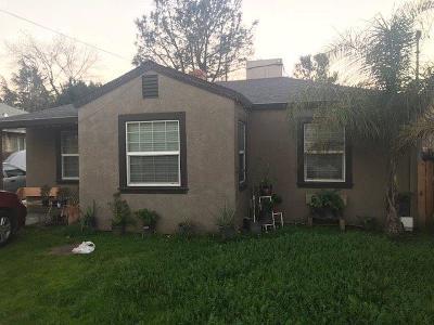 Stockton Multi Family Home For Sale: 627 S Golden Gate Avenue