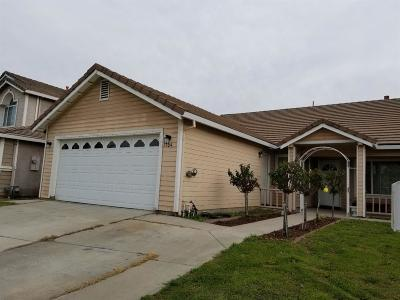 Stockton Single Family Home For Sale: 1704 Bonaire Circle