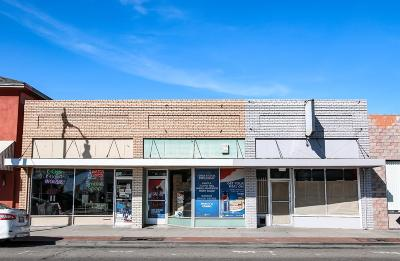Manteca Commercial For Sale: 245 West Yosemite