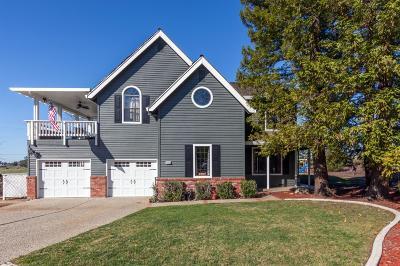 Rancho Murieta Single Family Home For Sale: 14701 Plano Court