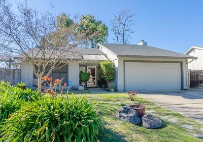 Sacramento CA Single Family Home For Sale: $349,000