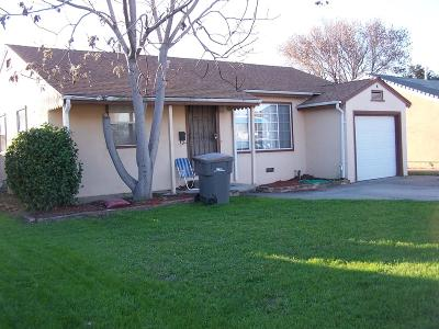West Sacramento Single Family Home For Sale: 1020 Jefferson Boulevard