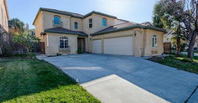 Tracy Single Family Home For Sale: 2162 Tennis Lane