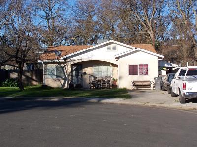 West Sacramento Single Family Home For Sale: 2020 Manzanita Way