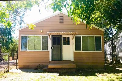 Sacramento Multi Family Home For Sale: 5500 Mendocino Boulevard