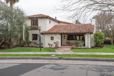 Modesto Single Family Home For Sale: 215 Elmwood Court