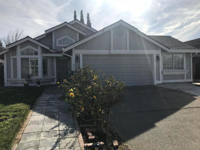 Antelope, Citrus Heights Single Family Home For Sale: 4924 Fawnridge Court