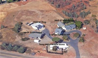 El Dorado Hills Single Family Home For Sale: 1901 Green Valley Road