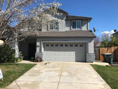Roseville CA Single Family Home For Sale: $499,000