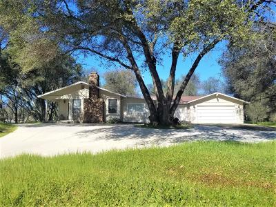 Single Family Home For Sale: 8357 Barton Road
