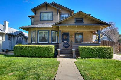 Modesto Single Family Home For Sale: 122 Hackberry Avenue