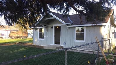 Modesto Single Family Home Active Rel. Clause: 344 North Abbie Street