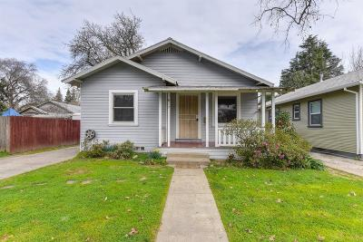 Sacramento Single Family Home For Sale: 817 7th Avenue