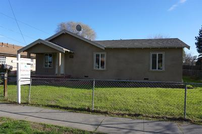 Stockton Single Family Home For Sale: 120 West 3rd Street