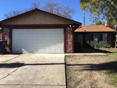 Sacramento Single Family Home For Sale: 8038 Pegler Way