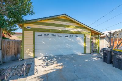Stockton Single Family Home For Sale: 2231 South Harrison Street