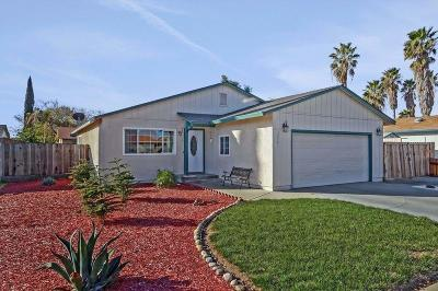 Ceres Single Family Home For Sale: 3216 Uranus Drive