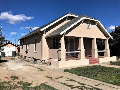 Lodi Multi Family Home For Sale: 537 East Locust Street