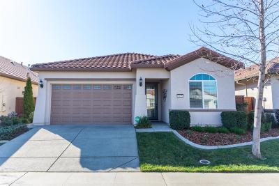 Roseville CA Single Family Home For Sale: $489,900