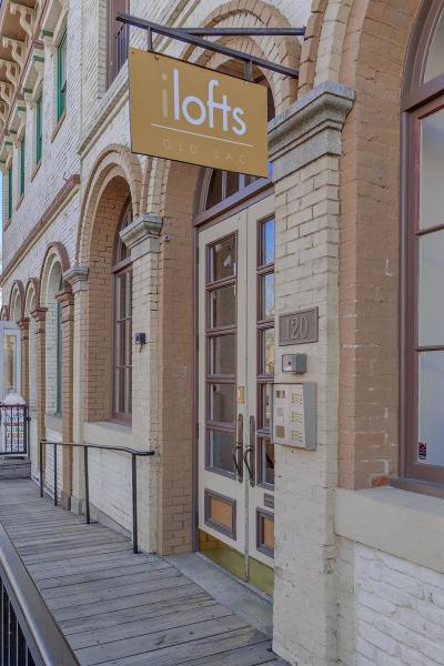 Sacramento Condo For Sale: 120 I Street