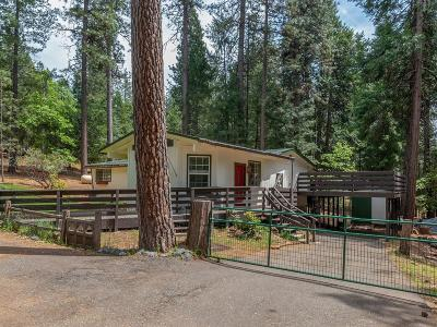 Pollock Pines CA Single Family Home For Sale: $273,900