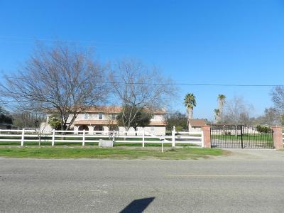 Merced Single Family Home For Sale: 2918 Dunn Road