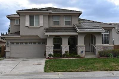 Rancho Cordova Single Family Home For Sale: 10994 Pelara Way