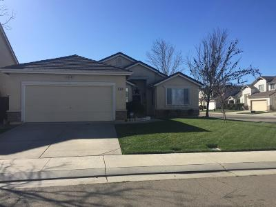 Stockton Single Family Home For Sale: 2056 Germain Lane