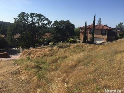 El Dorado Hills Residential Lots & Land For Sale: 3230 Woedee Drive