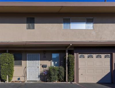 Modesto Condo For Sale: 805 Tully Road
