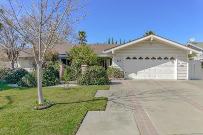 Davis Single Family Home For Sale: 825 Sierra Madre Way
