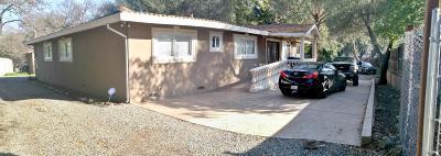 Fair Oaks Single Family Home For Sale: 5641 Dewey Drive