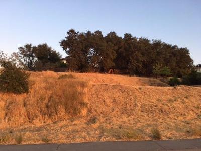 El Dorado Hills Residential Lots & Land For Sale: 3215 Bordeaux Drive