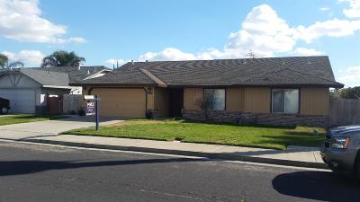 Hilmar Single Family Home For Sale: 19827 1st Street