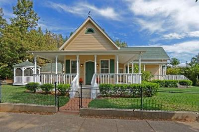 Colfax Single Family Home For Sale: 55 Grass Valley Street