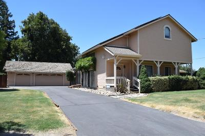 Modesto Single Family Home Active Rel. Clause: 2343 North Hart Road