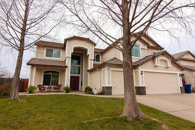Antelope Single Family Home For Sale: 8101 Golden Vista Way