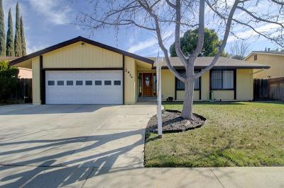 Merced Single Family Home For Sale: 2934 Lakewood