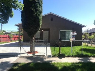 Patterson Single Family Home For Sale: 316 South 3rd Street