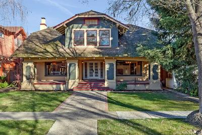 Modesto Single Family Home For Sale: 214 Magnolia Avenue