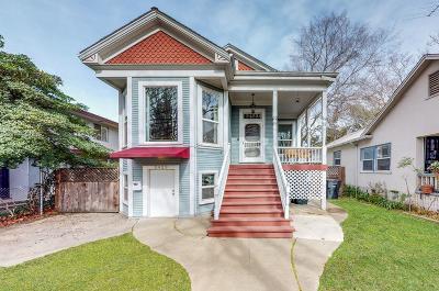 Sacramento Multi Family Home For Sale: 2423 G Street