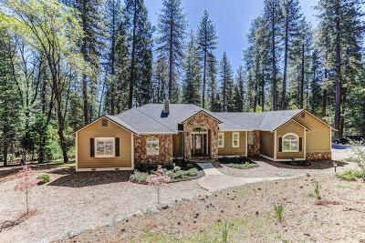 Grass Valley Single Family Home Active Rel. Clause: 14255 Tahoe Court