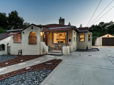 Placerville Single Family Home For Sale: 1129 Elm Avenue