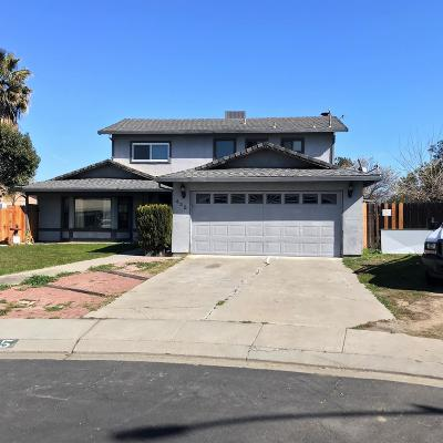 Tracy Single Family Home For Sale: 425 Northgate Court