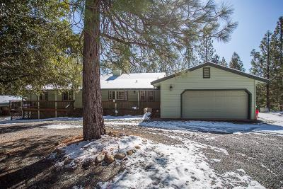 Pollock Pines CA Single Family Home For Sale: $650,000