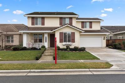 Lincoln Single Family Home For Sale: 1677 Benvenito Lane