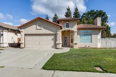 Merced Single Family Home For Sale: 2534 Sunrise Avenue
