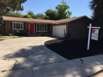 Turlock Single Family Home For Sale: 2020 Zinfandel Lane