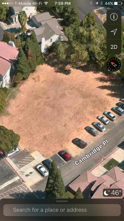 Sacramento Residential Lots & Land For Sale: 4916 Cambridge Place