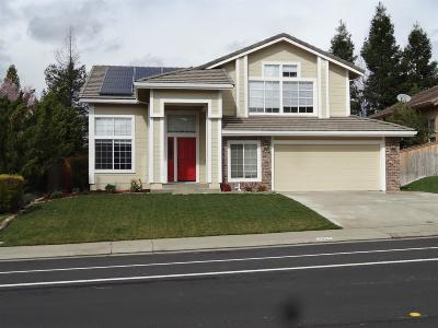 Rocklin Single Family Home For Sale: 5634 Darby Road